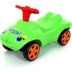 Wader 44617 Каталка Мой любимый автомобиль зеленая со звуковым сигналом