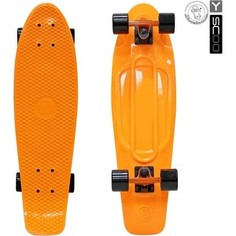 RT 402-O Скейтборд Big Fishskateboard 27 винил 68,6х19 с сумкой ORANGE/black