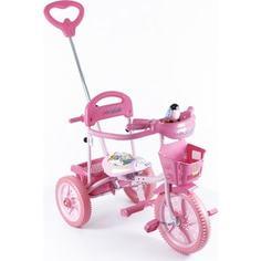 Jaguar Трехколесный велосипед (MS-0739) розовый