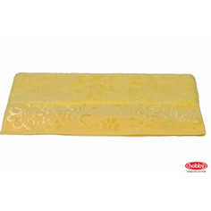 Полотенце Hobby home collection Dora 70x140 см желтый (1501000448)