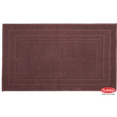 Полотенце Hobby home collection Cheqers 40x60 см коричневое (1501001012)