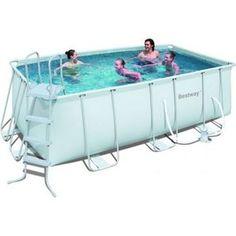 Каркасный бассейн Bestway 4.19х2.01х1.22м (56241) /56456