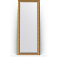 Зеркало напольное с фацетом поворотное Evoform Exclusive Floor 79x198 см, в багетной раме - медный эльдорадо 73 мм (BY 6106)