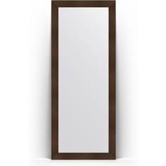 Зеркало напольное поворотное Evoform Definite Floor 81x201 см, в багетной раме - бронзовая лава 90 мм (BY 6010)