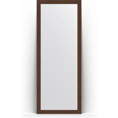 Зеркало напольное поворотное Evoform Definite Floor 78x197 см, в багетной раме - мозаика античная медь 70 мм (BY 6003)