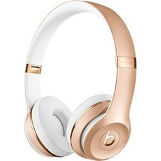 Наушники Beats Solo3 Wireless On-Ear gold (MNER2ZE/A)