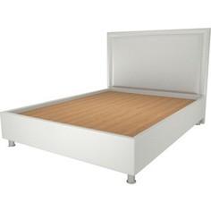 Кровать OrthoSleep Нью Йорк жесткое основание белый 200х200