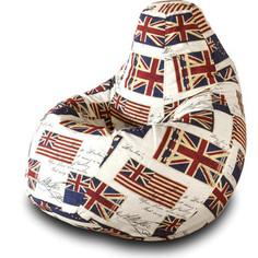 Кресло-мешок Груша Пазитифчик Флаг 05