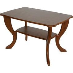 Стол журнальный Калифорния мебель Маэстро СЖ-01 Орех