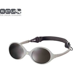 Ki ET LA Очки солнцезащитные детские Diabola 0-18 мес. Light Grey (светло-серый) (T1SOURIS)