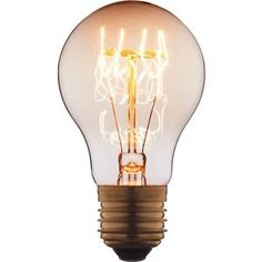 Декоративная лампа накаливания Loft IT 7540-T