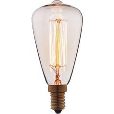 Декоративная лампа накаливания Loft IT 4840-F
