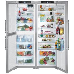 Холодильник Liebherr SBSes 7353 (SBNes 32100+SKes 42100)