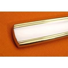 Набор столовых приборов для рыбы и стейка 24 предмета BergHOFF Orchestra gold (1224718)