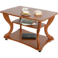 Стол журнальный Калифорния мебель Маэстро СЖ-02 вишня