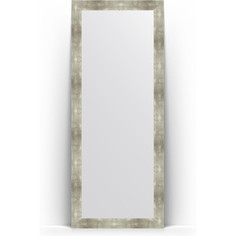 Зеркало напольное поворотное Evoform Definite Floor 81x201 см, в багетной раме - алюминий 90 мм (BY 6012)