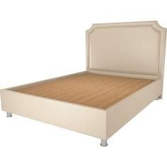Кровать OrthoSleep Федерика бисквит жесткое основание 120х200