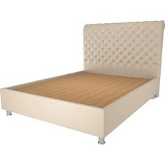 Кровать OrthoSleep Симона бисквит жесткое основание 200х200