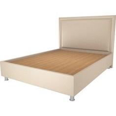 Кровать OrthoSleep Нью-Йорк бисквит жесткое основание 90х200