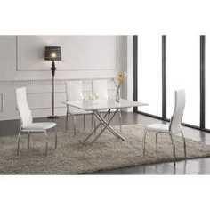 Обеденный стол ESF В2219 AG белый