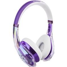 Наушники Monster DiamondZ purple and white (137016-00)