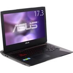Игровой ноутбук Asus G752VS-BA228T i7-6700HQ 2600MHz/8Gb/1T+256G SSD/17,3FHD 120Hz AG IPS/NV GTX1070 8Gb DDR5