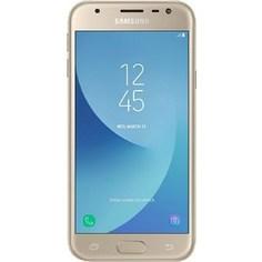 Смартфон Samsung Galaxy J3 (2017) 16Gb Gold