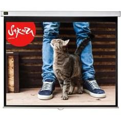 Экран для проектора Sakura 104x186 Wallscreen 16:9 настенно-потолочный 84
