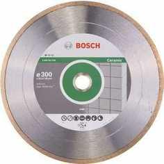 Диск алмазный Bosch 300х30/25.4 мм Standard for Ceramic (2.608.602.540)
