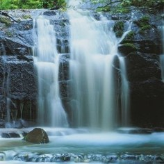 Фотообои Komar Pura Kaunui Falls (0,92х2,2 м) (2-1256)
