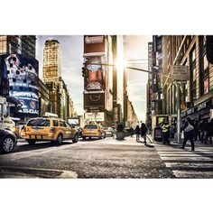 Фотообои Komar Times Square 368 х 248см. (XXL4-008)