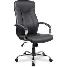 Кресло руководителя College H-9152L-1 Black