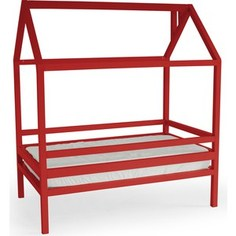 Кровать Anderson Дрима H красная 80x160