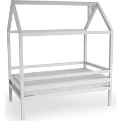 Кровать Anderson Дрима H белая 90x190