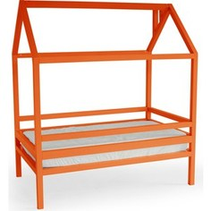 Кровать Anderson Дрима H оранжевая 80x190