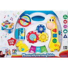 Набор Keenway Музыкальный развивающий столик 32702