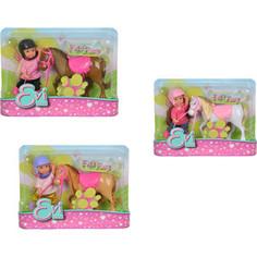 Кукла Simba Evi Love Еви с пони, 3 вида 5737464*