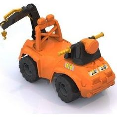 Машина-каталка Нордпласт Строитель (431013) Нордпласт.