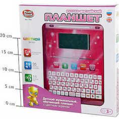 Play Smart Планшет русско - английский с цветым экраном 7323