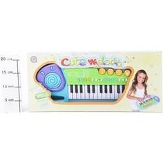 Музыкальный инструмент Potex на батар Синтезатор Cute Melody 32 клав арт 942В
