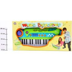 Музыкальный инструмент Potex на батар Синтезатор Music Spaceship 37 клав арт 890B