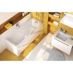 Акриловая ванна Ravak Domino 160х70 белая (C621000000)