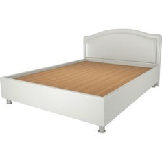 Кровать OrthoSleep Арно lite жесткое основание Сонтекс Милк 140х200