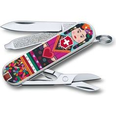 Нож перочинный Victorinox Classic LE2016 Mexican (0.6223.L1602) 7 функций