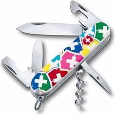 Нож перочинный Victorinox VX Colors 1.3603.841 (91мм, дизайн рукояти цвета Victorinox)