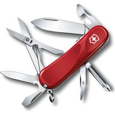 Нож перочинный Victorinox Evolution S16 2.4903.SE (85мм, 14 функций, красный)