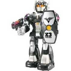 Hap-p-Kid Робот-воин (черный) 3570T