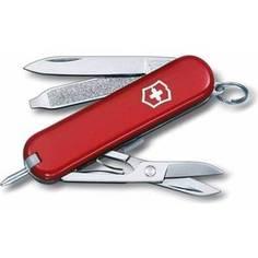 Нож перочинный Victorinox Signature 0.6225 (58мм, 7 функций, красный)
