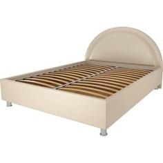 Кровать OrthoSleep Градо lite ортопед.основание Сонтекс Беж 160х200