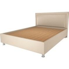 Кровать OrthoSleep Кьянти lite жесткое основание Сонтекс Беж 140х200